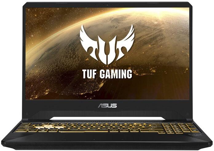 ASUS TUF Gaming FX705 – самый дешевый игровой ноутбук 2019