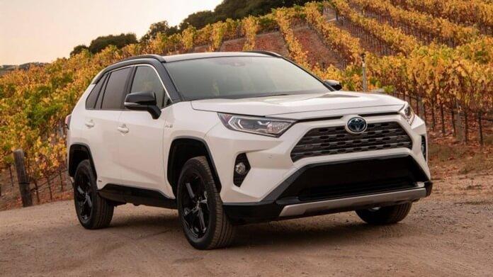 2021 Toyota RAV4 Plug-in