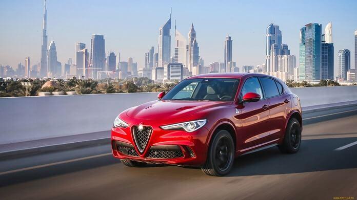 Джереми Кларксон назвал Alfa Romeo Stelvio Quadrifoglio лучшим автомобилем 2019 года