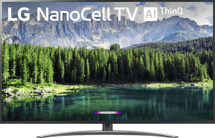 NanoCell LG 55SM8600