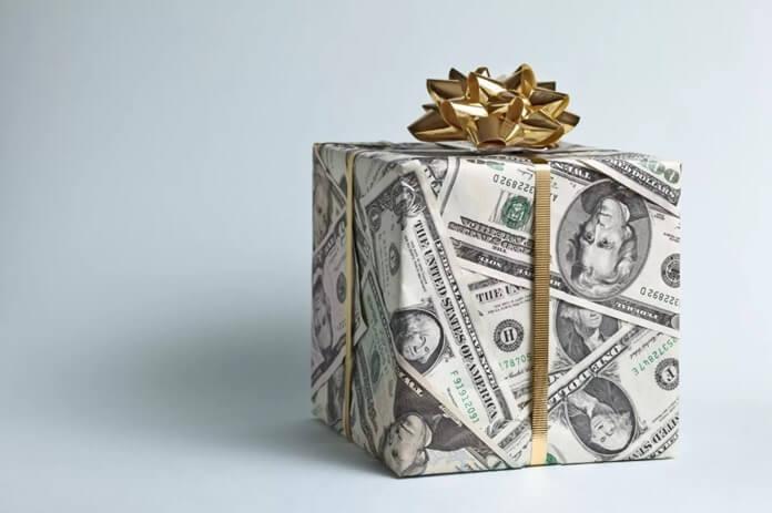 Деньги в подарок на год крысы