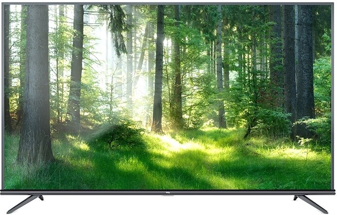 TCL L43P8MUS лучший телевизор 43 дюйма 2019 года