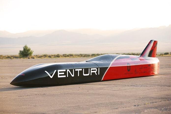 Buckeye Bullet 3 самый быстрый электромобиль в мире