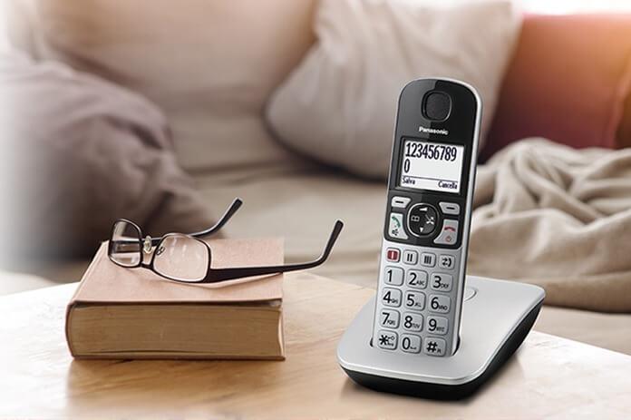 Радиотелефон – новогодний подарок 2020 для бабушки или дедушки