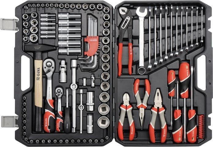 Набор инструментов – лучший новогодний подарок автомобилисту