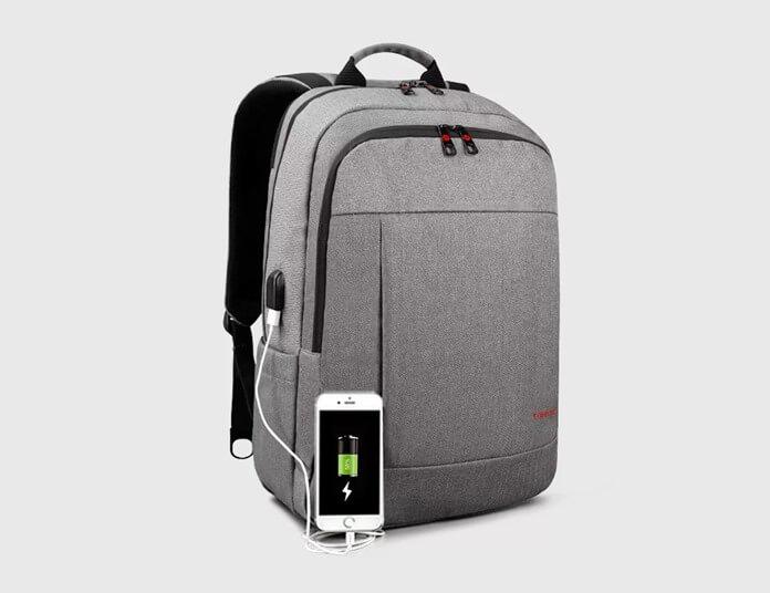 Городской рюкзак с USB зарядкой