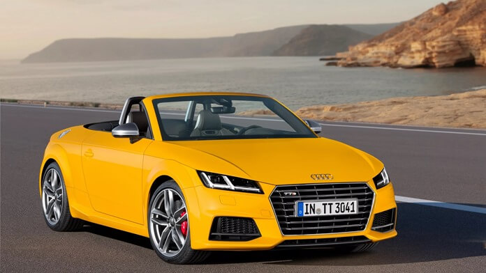 Audi TTS Roadster худший автомобиль 2019 года по словам Джереми