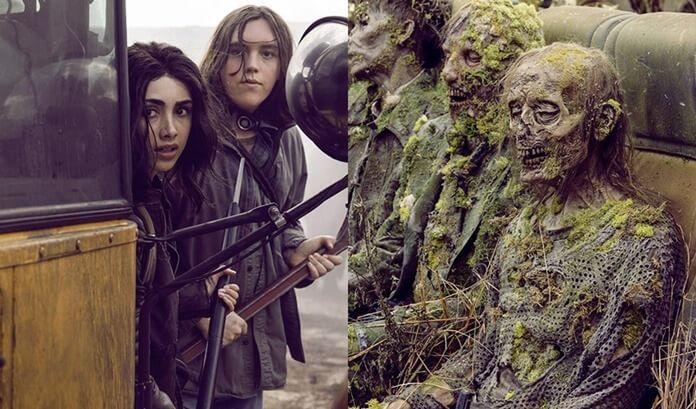 Ходячие мертвецы: Мир за пределами, дата премьеры