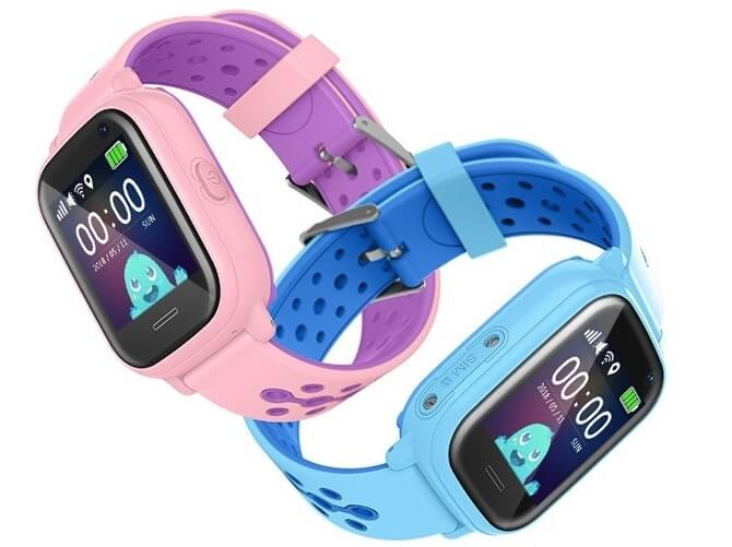 Smart Baby Watch KT04