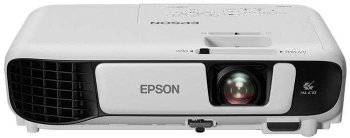 Epson EB-X41 – лучший недорогой проектор для школы