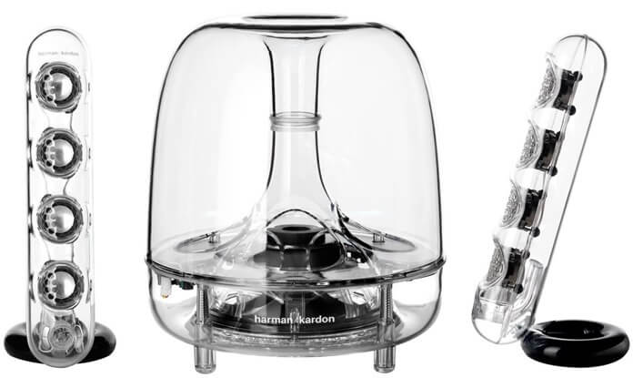 3. Harman/Kardon SoundSticks III