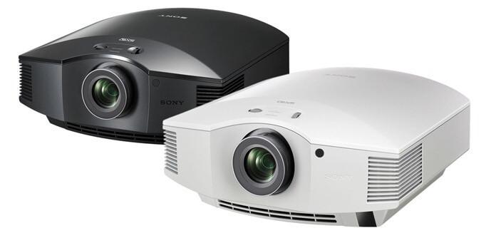 Sony VPL-HW45ES лучший проектор 2020 года по отзывам