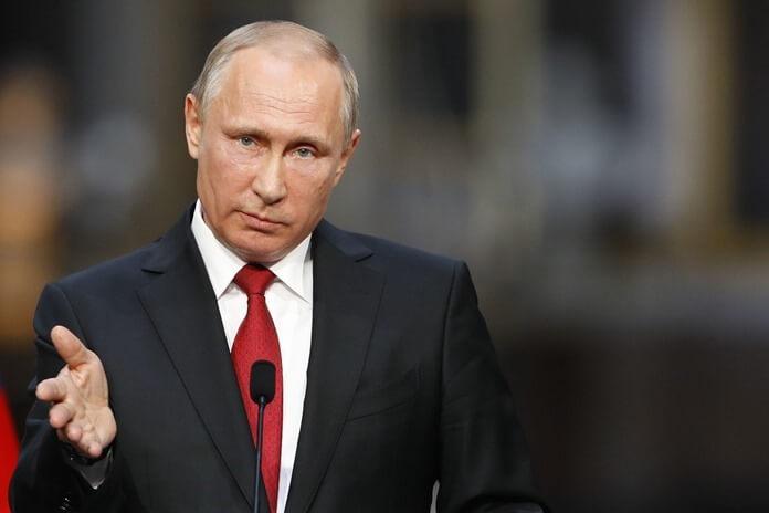 Путин 2020
