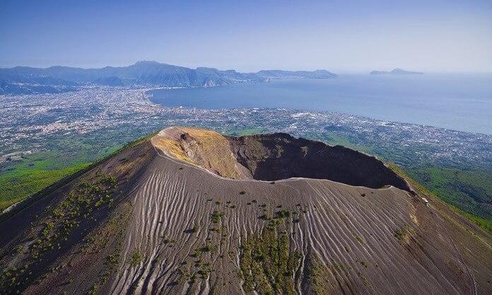 Везувий, самый опасный вулкан в мире