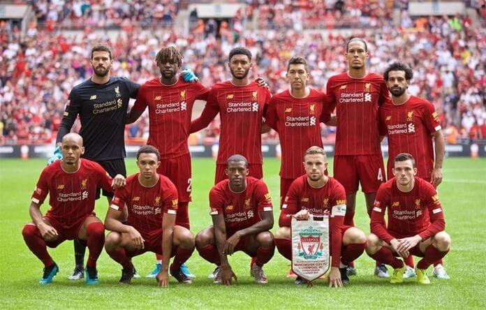 Liverpool (2020) – самая сильная футбольная команда 2020 года