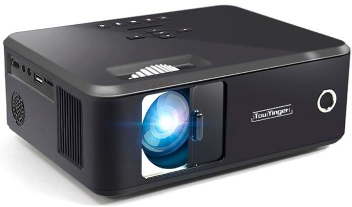 TouYinGer X20 – лучший недорогой проектор для дома