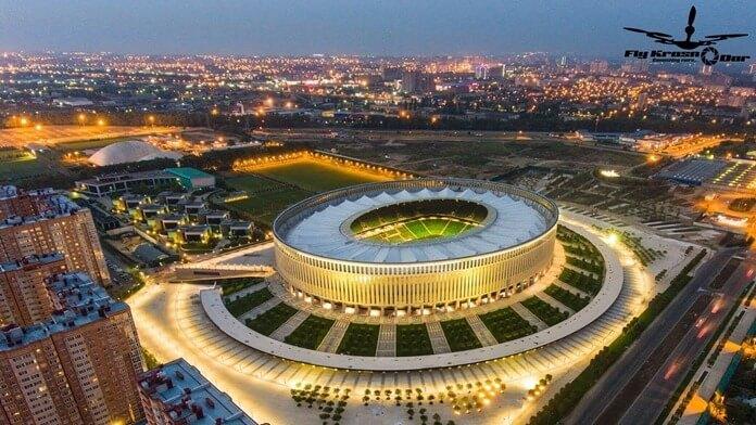 Стадион ФК «Краснодар»