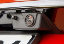 Car rear view cam