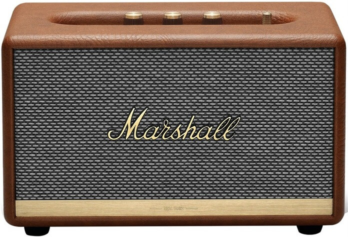 Marshall Acton II лучшая портативная акустика 2.1