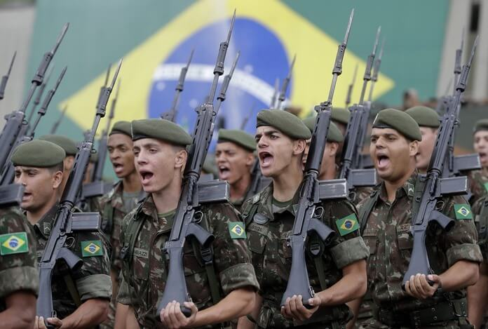 Вооруженные силы Бразилии