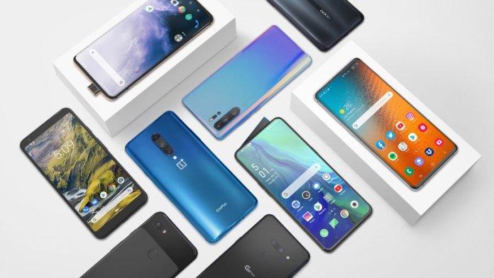 Смартфоны 2019 года