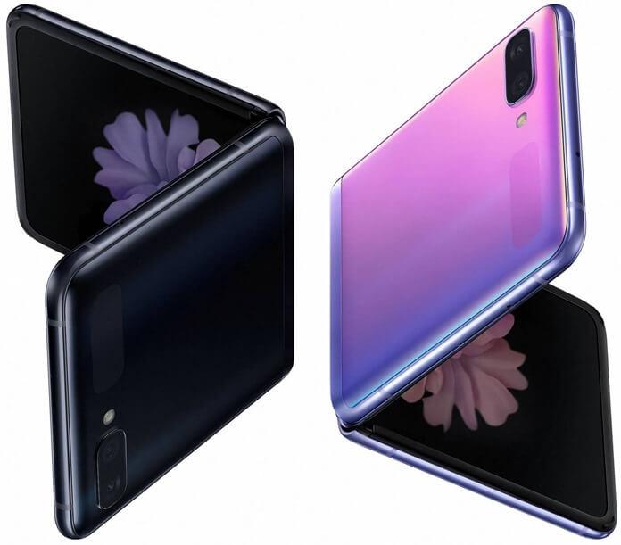 Samsung Galaxy Z Flip (Южная Корея)