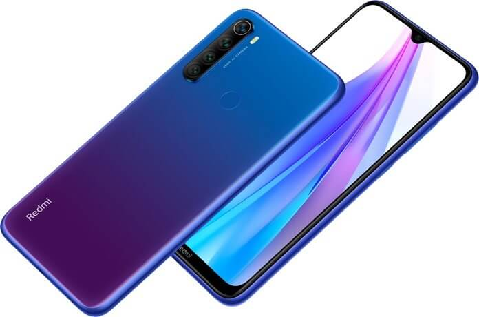 Xiaomi Redmi Note 8T лучший смартфон 2020 до 15000 рублей