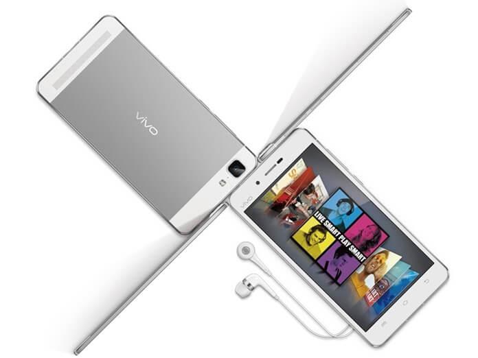 Vivo X5 Max самый тонкий смартфон в мире