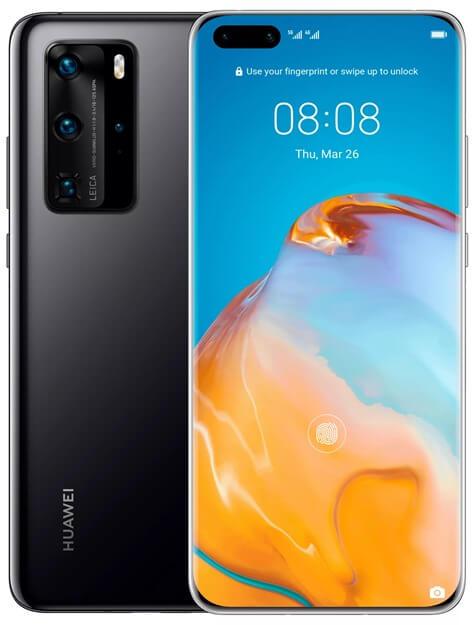 Huawei P40 Pro смартфон с лучшей камерой 2020 в рейтинге