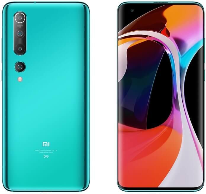 Mi 10, лучший смартфон Xiaomi 2020 года