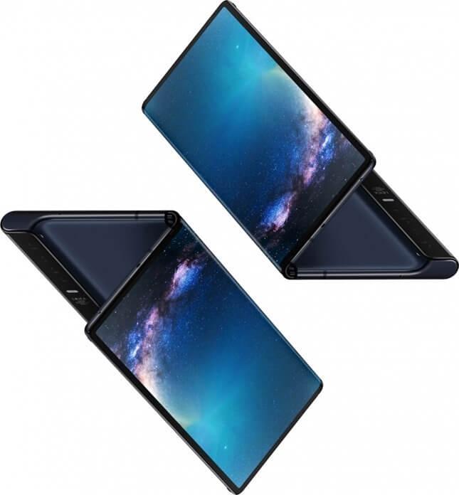 Huawei Mate X – самый тонкий смартфон 2020