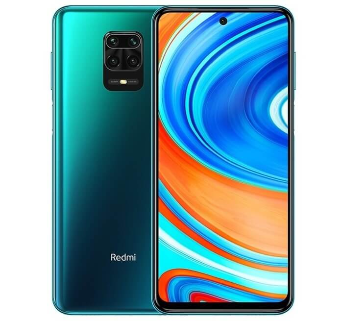 Xiaomi Redmi Note 9S, новинка 2020 года