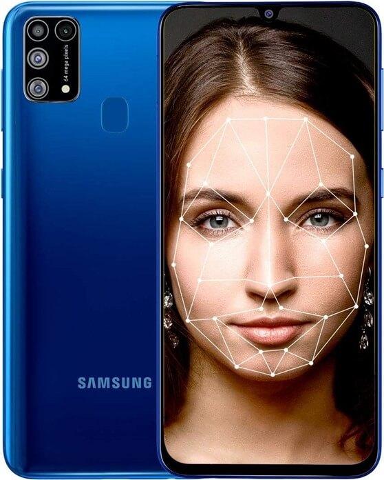 Samsung Galaxy M31 смартфон с отличной камерой