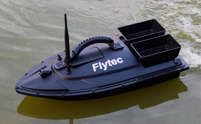 Flytec 2011-5 (2020) популярный недорогой кораблик