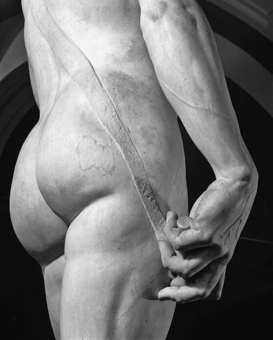 Микеланджело Буонарроти, «Давид»