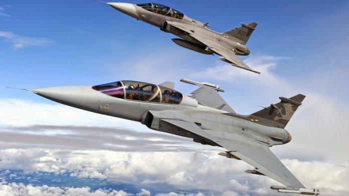 Боевые самолёты