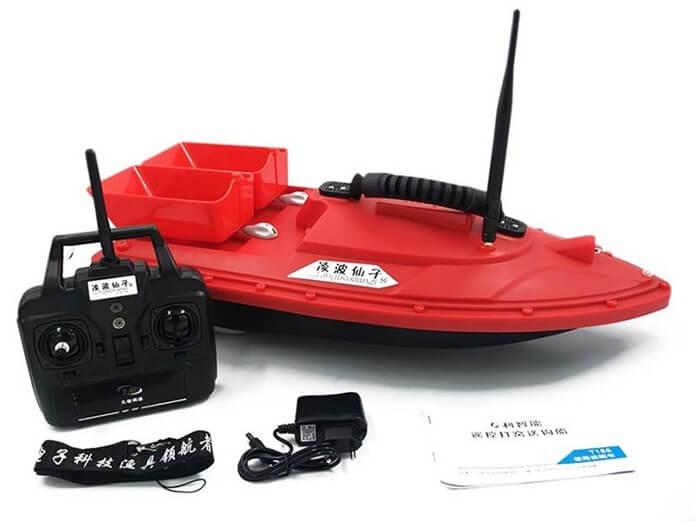 Lingboxianzi T188 кораблик для завоза прикормки