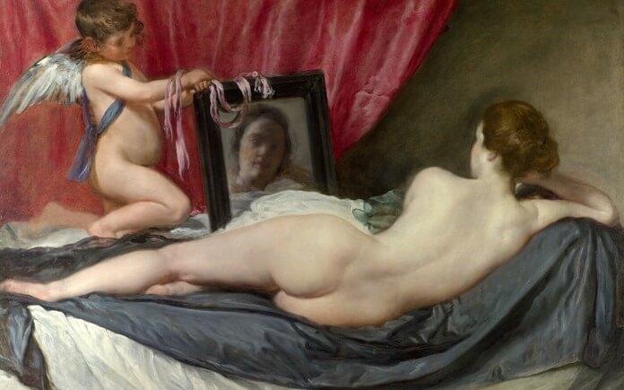 Диего Веласкес, «Венера с зеркалом»