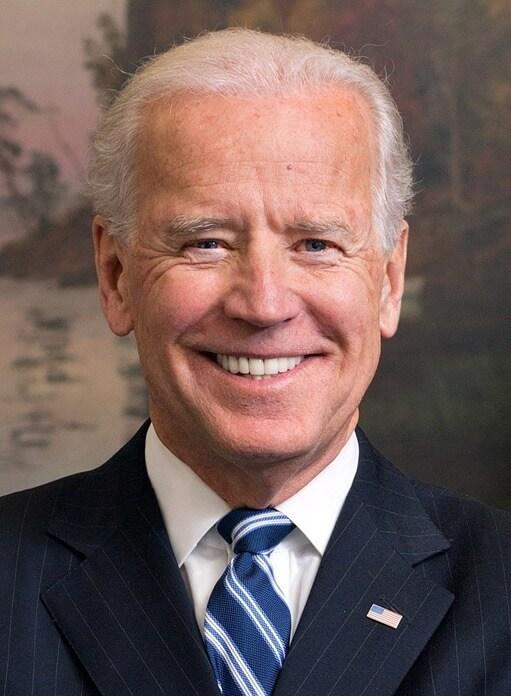 кандидат от Демократической партии: Джо Байден