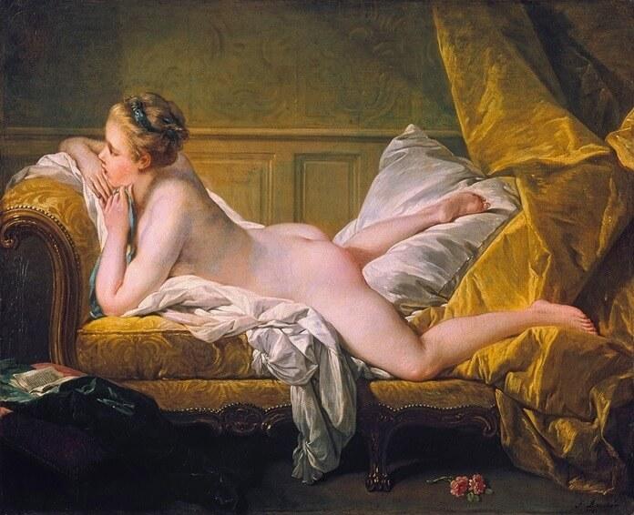 Франсуа Буше, «Луиза О'Мёрфи»