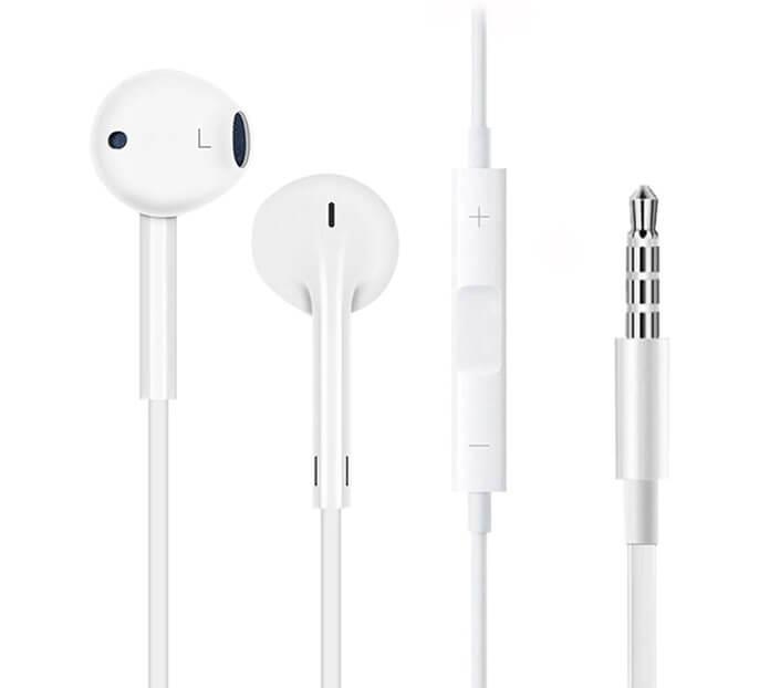 Apple EarPods (3.5 мм)