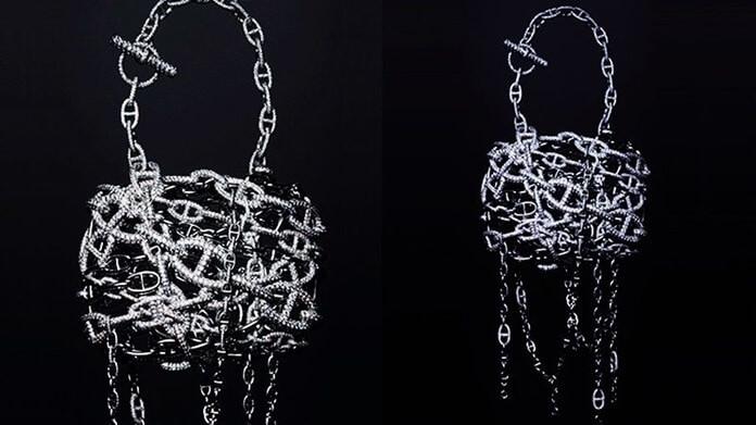 Сумка Hermes Chaine d 'Ancre Bag
