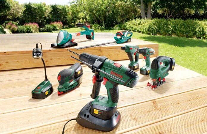 Лучший электроинструмент в мире – Bosch