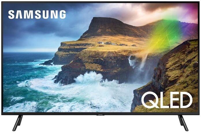 QLED Samsung QE49Q70RAU