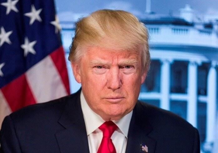 Президент Дональд Трамп