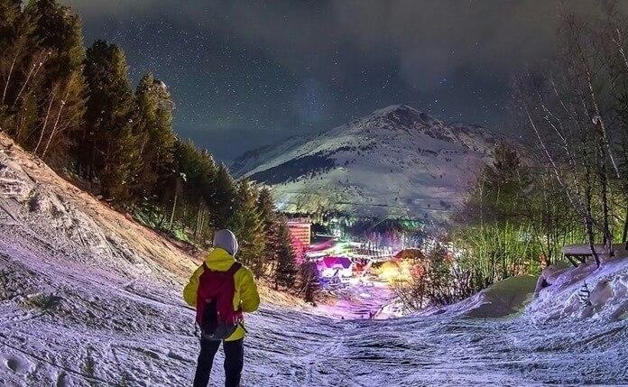 Приэльбрусье – горнолыжный Новый год