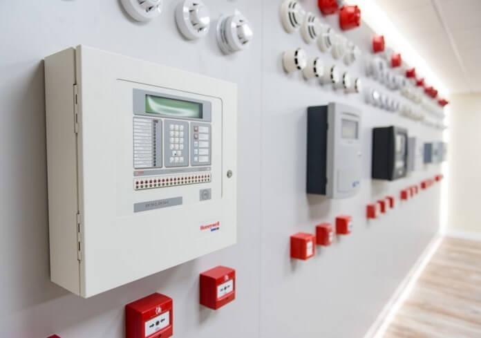 Умная система пожарной безопасности
