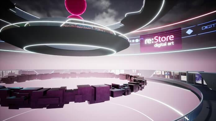 re:Store digital art