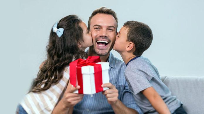Подарки для папы