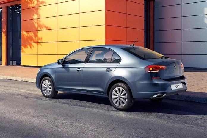 Volkswagen Polo ожидается в 2021 году